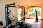 Playa del Paraiso Resort San Felipe private workout gym