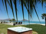 Playa del Paraiso Resort San Felipe, swimming pool and Jacuzzi