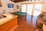 La Hacienda San Felipe Casa Nora rental house  - game room