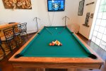 La Hacienda San Felipe Casa Nora rental house- pool table tv view