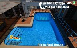 La Hacienda private pool and pool table Casa