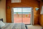 Rancho Percebu San Felipe Baja California, rental  - fourth bedroom king size bed