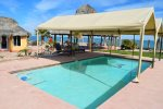 Beach studio for rent, Percebu, San Felipe - Swimming pool