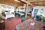 Beach studio for rent, Percebu, San Felipe - Restaurant view