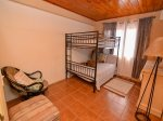 Downtown San Felipe Casa Oasis - second bedroom full size bunk beds
