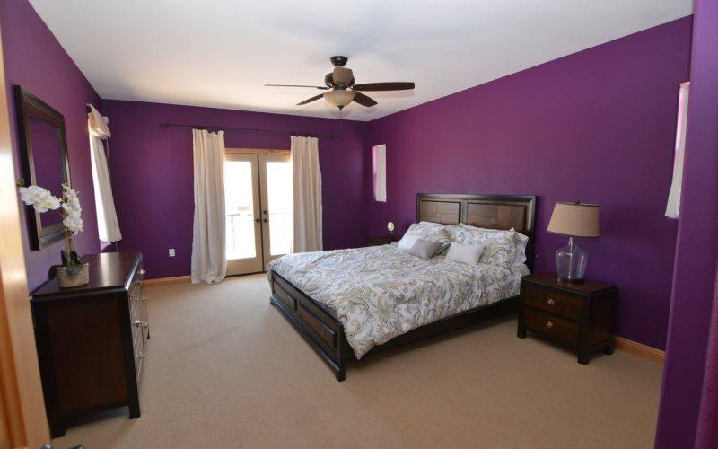 LVDM San Felipe Condo 30 3   First Bedroom Queen Size Bed