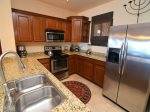 Playa del Paraiso rental unit 504 - kitchen appliances