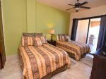 Playa del Paraiso 504 - second bedroom 2 queen size beds