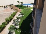 Playa del Paraiso San Felipe unit 504 - pool view from blacony