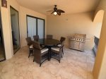 Playa del Paraiso San Felipe unit 504 - blacony furniture