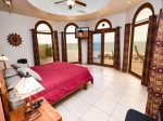Casa Serenity San Felipe Baja California Beachfront rental house - Master Bedroom