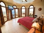 Casa Serenity San Felipe Baja California Beachfront rental house - Master Bedroom Beach View