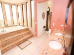 Casa Serenity San Felipe Baja California Beachfront rental house - Master Bathroom