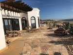 Casa Serenity San Felipe Baja Beachfront rental house - Front porch facing beach