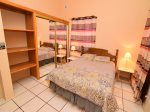 Casa Monita Rental home - second bedroom  queen size bed