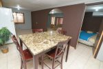 Casa Boom San Felipe Mexico vacation rental - dining table