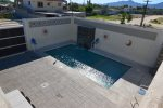 Casa Boom San Felipe Baja vacation rental with pool - top view of POOL