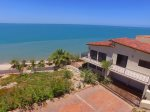 Casa Miller San Felipe Vacation Rental House - Beach view from drone