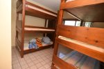 La Hacienda San Felipe Vacation Rental Casa Miller - 3rd bedroom bunk beds for 6