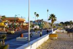 San Felipe vacation rental Casa Dawn -   Malecon walkway