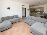 Casa Blanca San Felipe Vacation rental with private pool - down stairs dining area