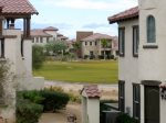 San Felipe condo patio seating