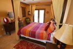 el dorado san felipe rental - master bedroom with king bed