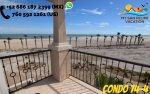 San Felipe Beachfront rental villa 744