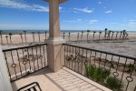 San Felipe Beachfront rental villa 744 - Beach views from master bedroom