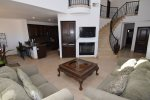 San Felipe Beachfront rental villa 744 - Spacious interior