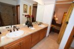 el dorado ranch san felipe baja master bath room sink with mirror