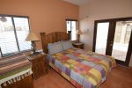 San Felipe rental home - Casa Dooley: Master bedroom