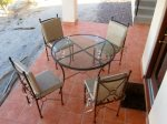 Casa Dooley San Felipe rental home - patio seating