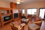 San Felipe rental home - Casa Dooley: living room couch