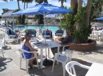san felipe vacation rental condo 414 - outdoor patio