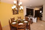 san felipe vacation rental condo 414 - dining table