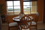 El Dorado San Felipe Condo 501  - Dining Room with golf course view