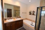 El Dorado San Felipe Mexico Vacation Rental Condo 501 - Master bathroom