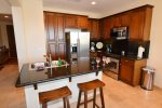 El Dorado San Felipe Mexico Vacation rental villa 501 - Kitchen Island