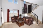 san felipe el dorado ranch down stairs living room