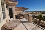 san felipe el dorado ranch second floor balcony with bbq