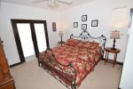 san felipe el dorado ranch master bed room with door to outside balcony