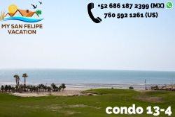 Beach themed La Ventana Del Mar Home with in-house WiFi