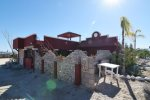 san felipe baja petes camp getaway front of the house