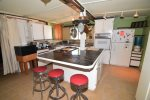 san felipe baja petes camp getaway kitchen stove and microwave