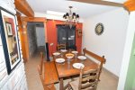 san felipe baja petes camp getaway dinner room