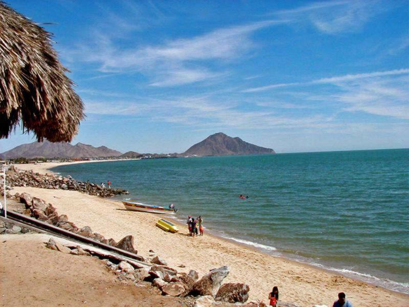 Los Sahuaros San Felipe Gated Community Beach