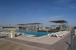 el dorado ranch san felipe baja living room and kitchen