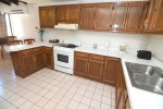 Downtown San Felipe Baja rental condo - dining room table