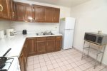 Downtown San Felipe rental condo - kitchen